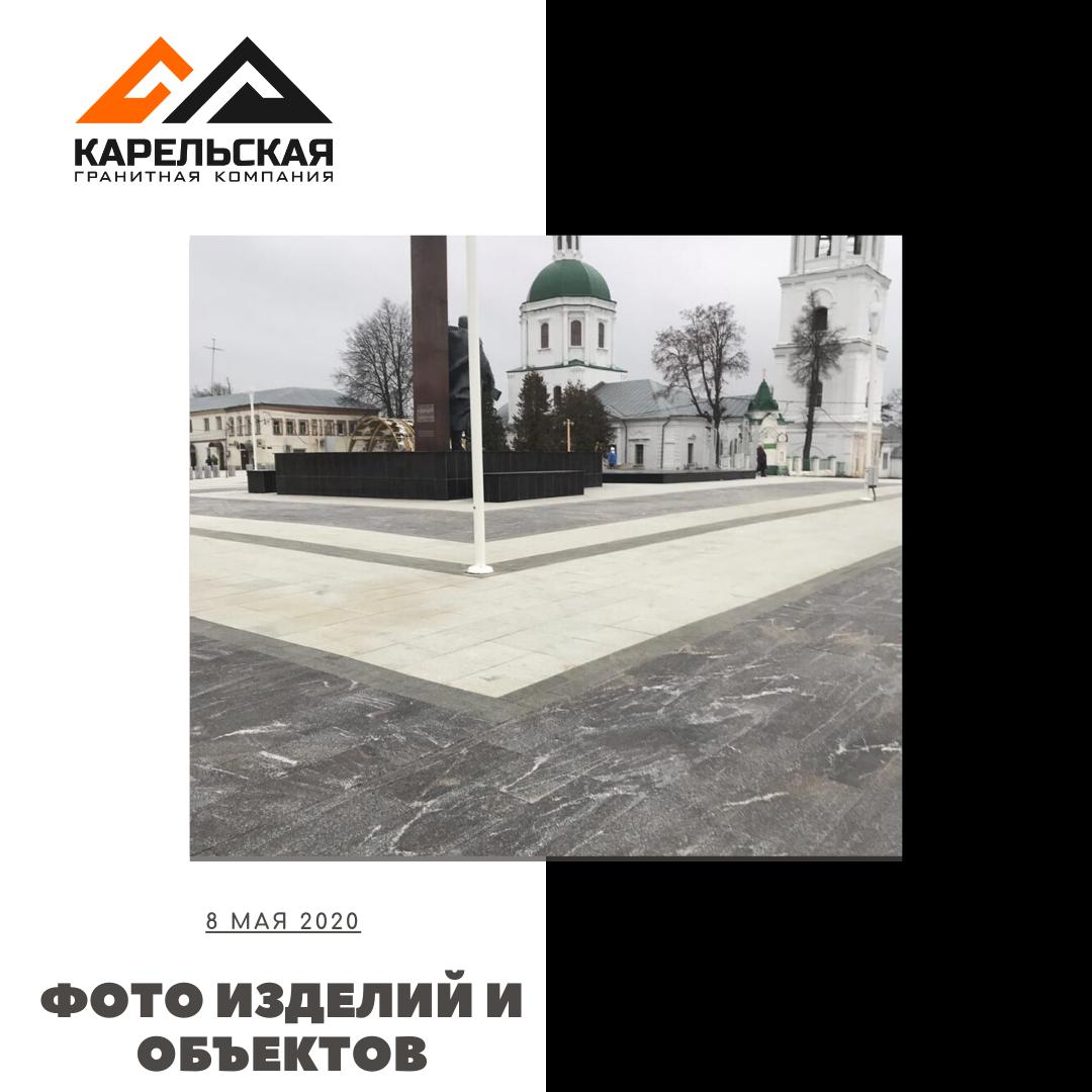 Фото изделий и объектов Карельская гранитная компания, ООО